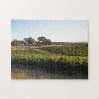 Puzzle: Penman Springs Vineyard in Paso Robles Jigsaw Puzzle