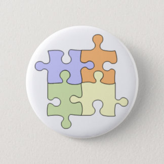 Puzzle Piece Pin