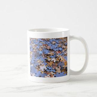 Puzzle Pieces Coffee Mug
