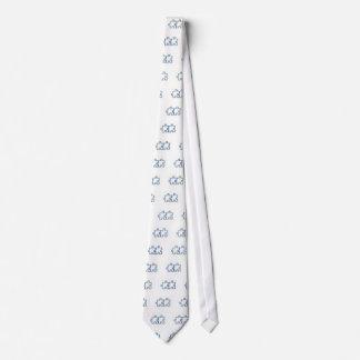 Puzzle Pieces Men's Tie