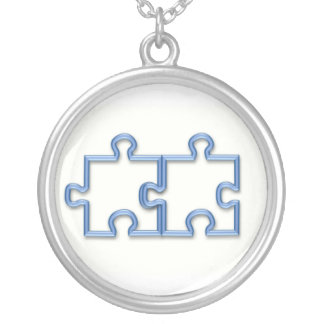 Puzzle Pieces Necklace
