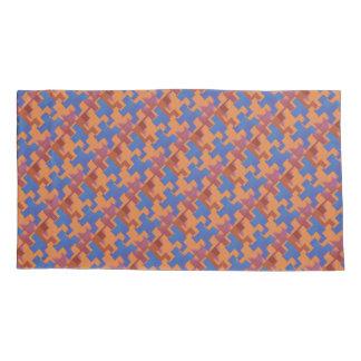 Puzzle Pieces OBB Pillow Cases Pillowcase
