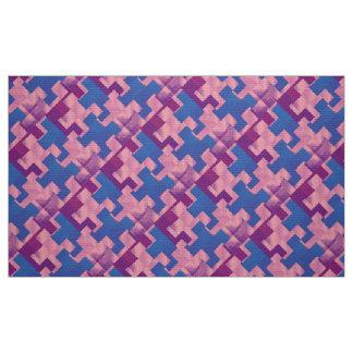 Puzzle Pieces PBP Fabric