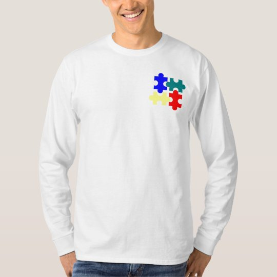 Puzzle Pieces T-Shirt