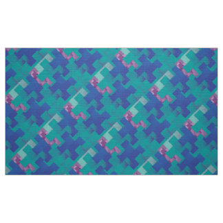 Puzzle Pieces TBV Fabric