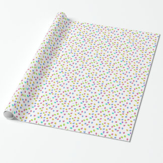 Puzzle Pieces Wrapping Paper