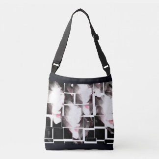 puzzle  purse crossbody bag