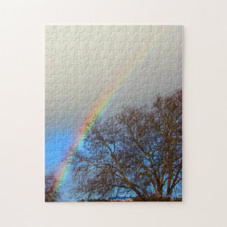 Puzzle - Rainbow in the Sky
