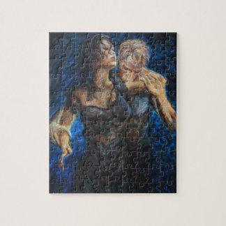 Puzzle - Tango Painting Nik Helbig