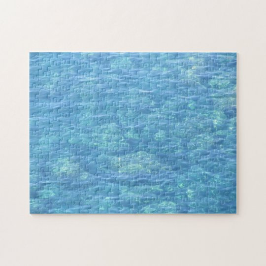 Puzzle--Tide Pool Jigsaw Puzzle