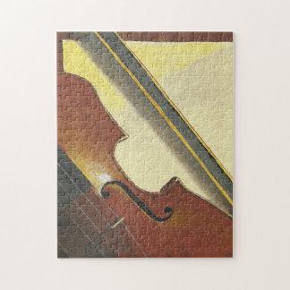 Puzzle Violin