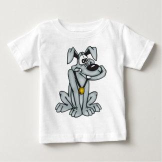 Puzzled Cartoon Dog Shirt