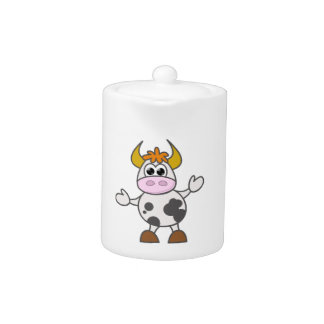 Puzzled Cow