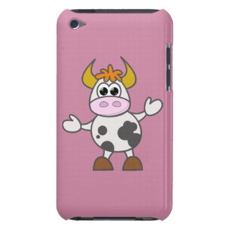 Puzzled Cow Barely There iPod Case