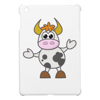 Puzzled Cow Cover For The iPad Mini