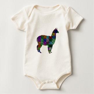 Puzzled One Baby Bodysuit