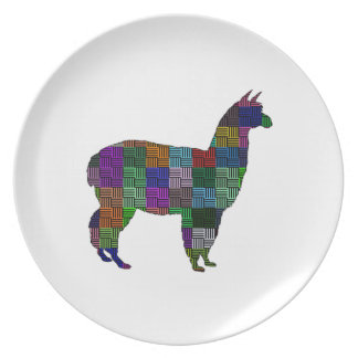 Puzzled One Plate