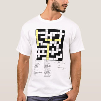 Puzzlers motto T-Shirt