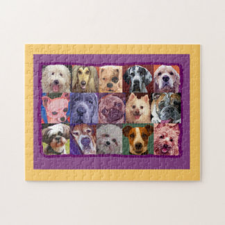 Puzzles of Many Breeds