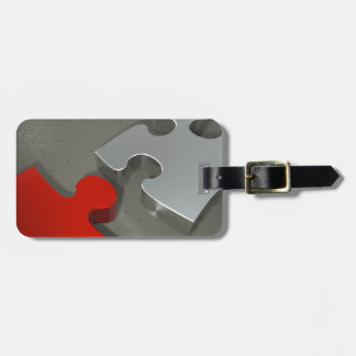 Puzzzzz Luggage Tag