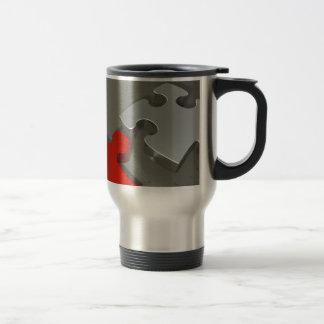 Puzzzzz Travel Mug