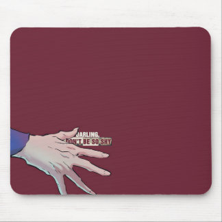 PVRIS Darling Don't Be So Shy Merch Mouse Pad