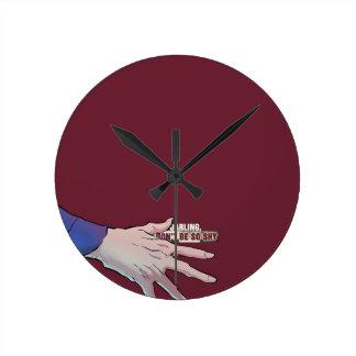 PVRIS Darling Don't Be So Shy Merch Round Clock