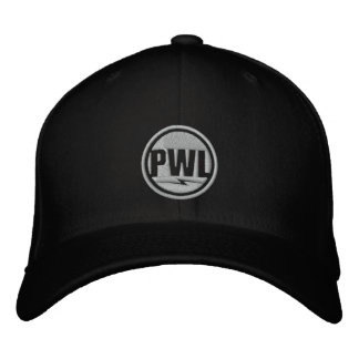PWL Cap Embroidered Hat