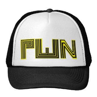 PWN TRUCKER HAT