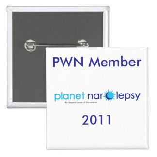 PWN Member Pins