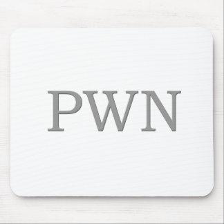PWN MOUSE PADS