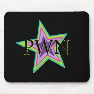 Pwn Star Mousepad