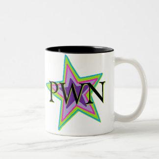 PWN Star Mug