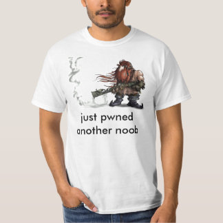Pwned some noobs T-Shirt