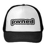 Pwned Trucker Hat