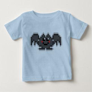 PXL Cute Batty (Dk Gray) Baby T-Shirt