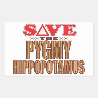 Pygmy Hippopotamus Save