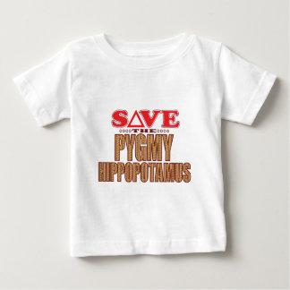 Pygmy Hippopotamus Save Baby T-Shirt