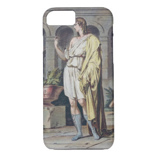 Pylades, costume for 'Andromache' by Jean Racine, iPhone 7 Case