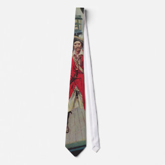 Pyle's Pirate Captain Tie