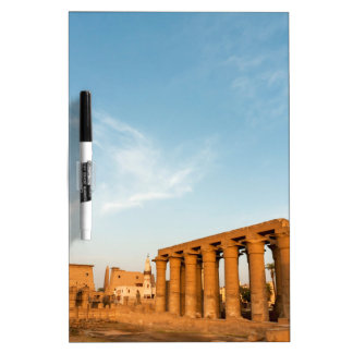 Pylon and Colonnade, Luxor Temple Dry Erase Board