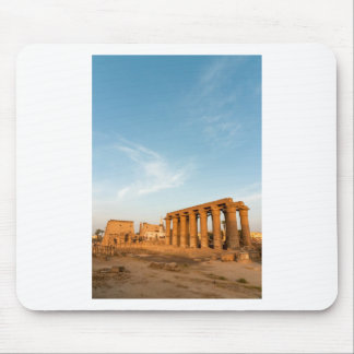 Pylon and Colonnade, Luxor Temple Mouse Pad