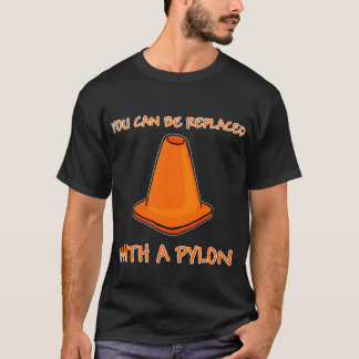 Pylon Replacement T-Shirt