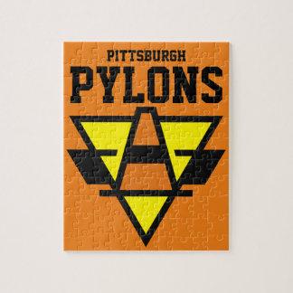 Pylons Hockey Team Puzzle
