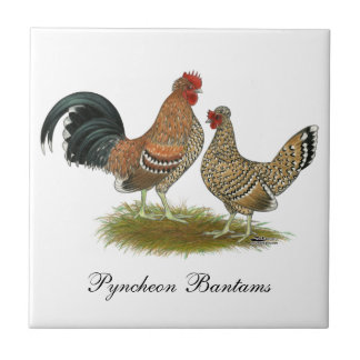 Pyncheon Bantams Tile