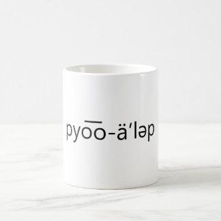 pyooalep coffee mug