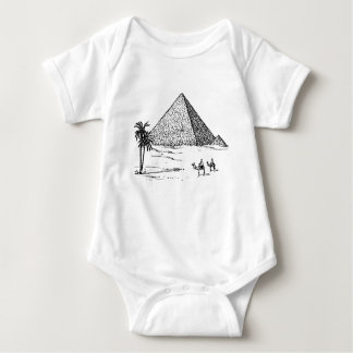 Pyramid Baby Bodysuit