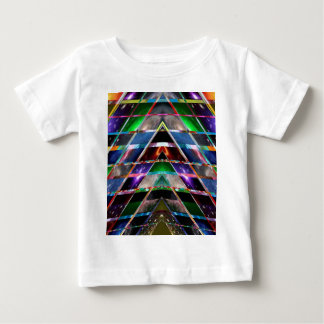 PYRAMID  - Enjoy Healing Energy Spectrum Baby T-Shirt