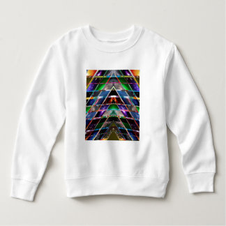 PYRAMID  - Enjoy Healing Energy Spectrum Sweatshirt