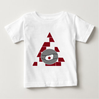 Pyramid Eye Baby T-Shirt